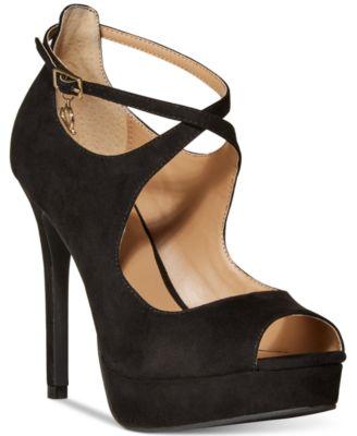 Thalia Sodi Chelsie Platform Dress