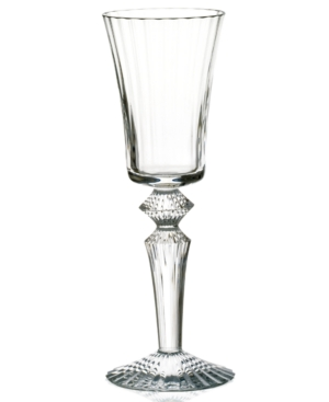 Baccarat Mille Nuits Tall White Wine Glass