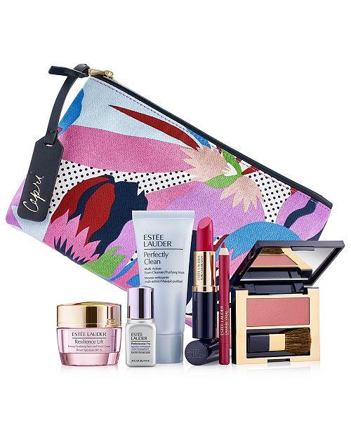 Macys Estee Lauder Christmas 2020 Estée Lauder Receive your FREE 7 Pc. gift with any $37.50 Estée