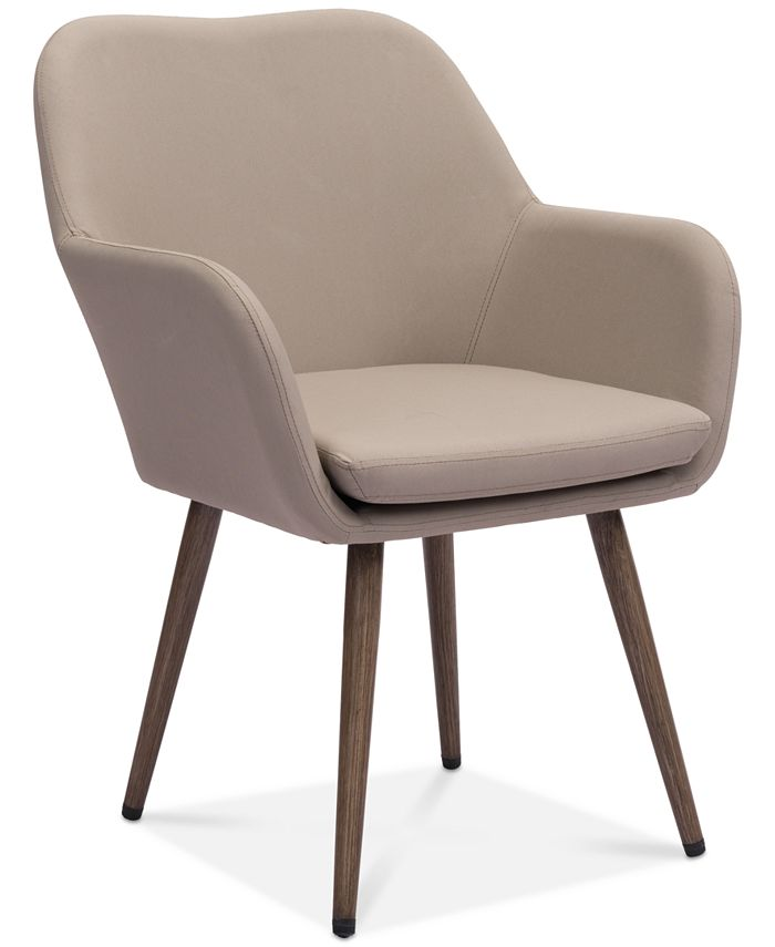 Zuo - Holmen Dining Chair, Quick Ship