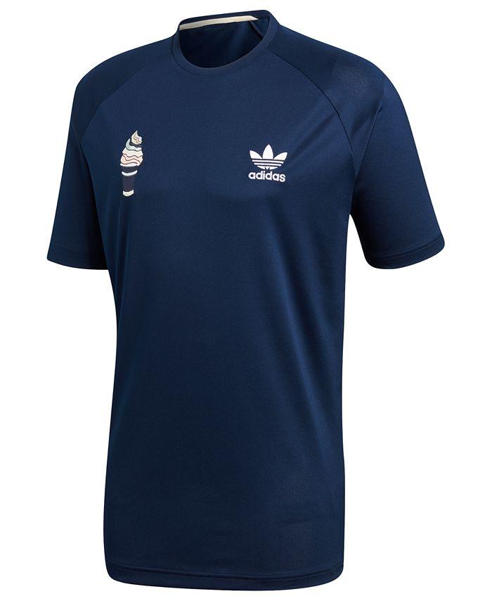 adidas - Men's Graphic Soccer T-Shirt