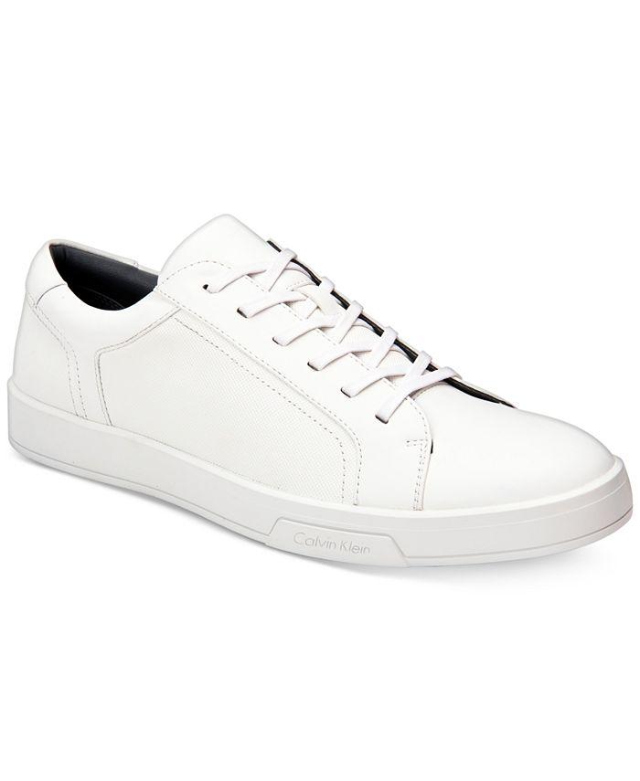 Calvin Klein - Men's Bowyer Diamond Sneakers
