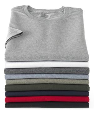 Alfani Underwear, Crew Neck T Shirt