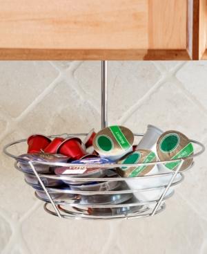Lipper International Hanging Basket, 36 Coffee Pod Storage