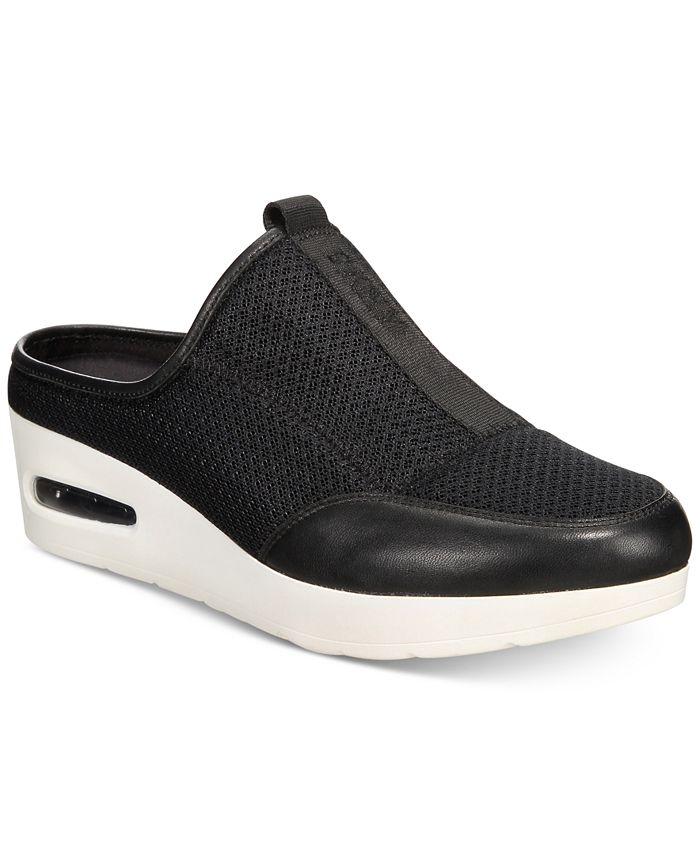DKNY - Allegra Mule Wedge Sneakers