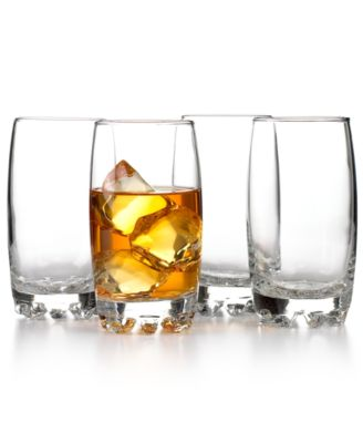 Bormioli Rocco Glassware, Set of 4 Galassia Highball Glasses