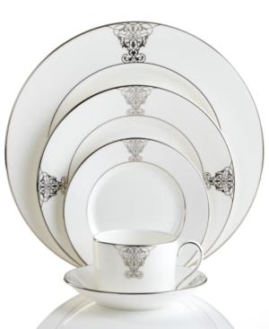 Vera Wang Wedgwood Dinnerware, Imperial Scroll Salad Plate