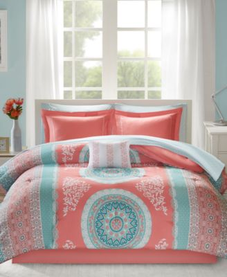 Loretta 9-Pc. Full Comforter Set