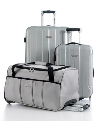 Travel Select Crossing Luggage Reviews