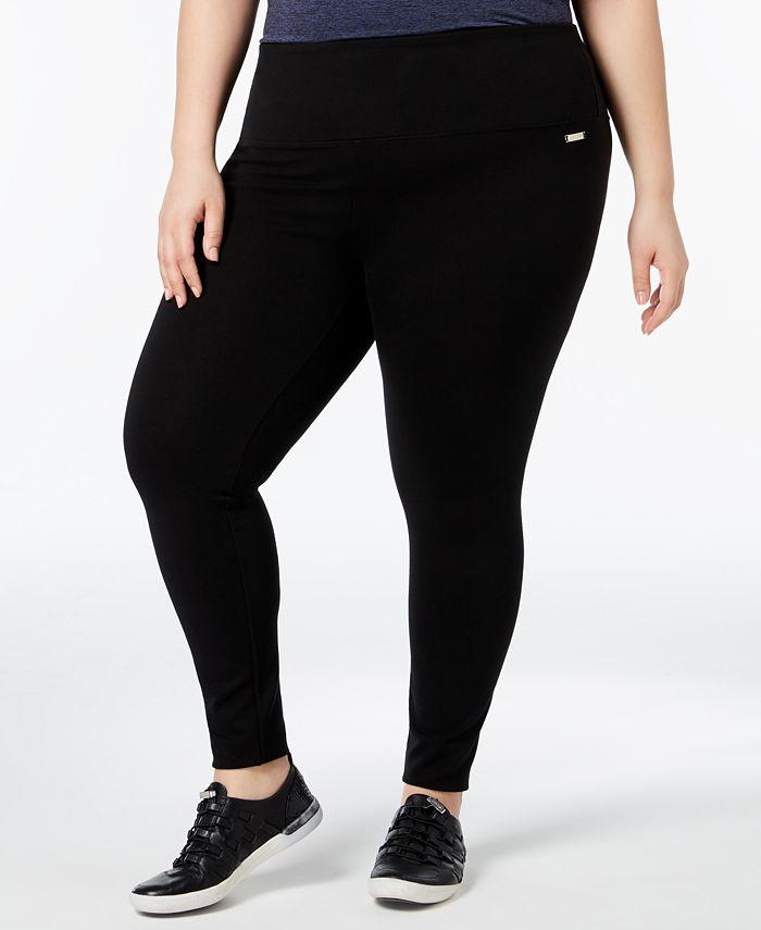 Calvin Klein - Plus Size Skinny Active Pants