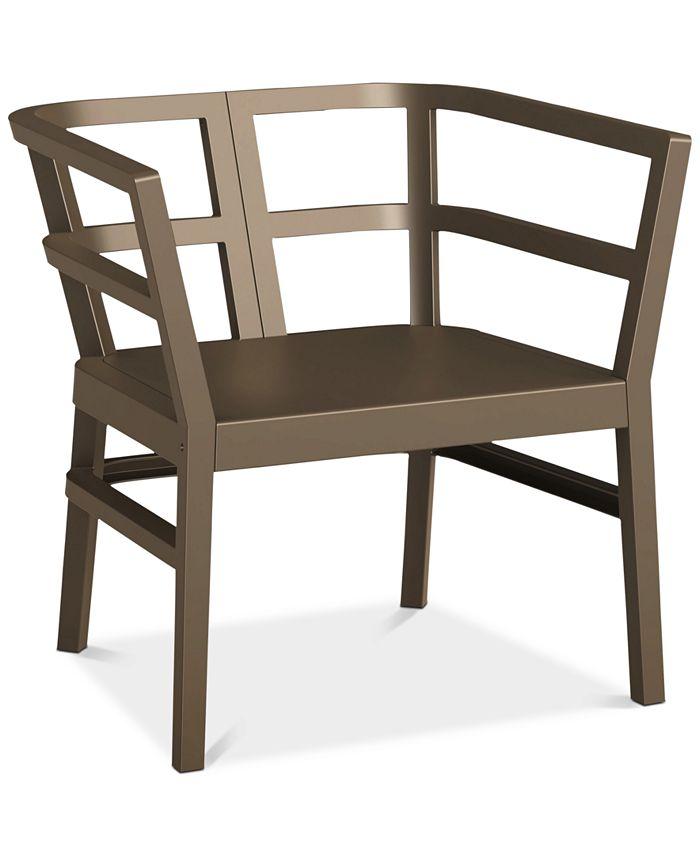 Resol Grupo - Click-Clack Accent Chair, Quick Ship