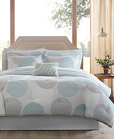 Madison Park Essentials Knowles 9-Pc. California King Comforter Set