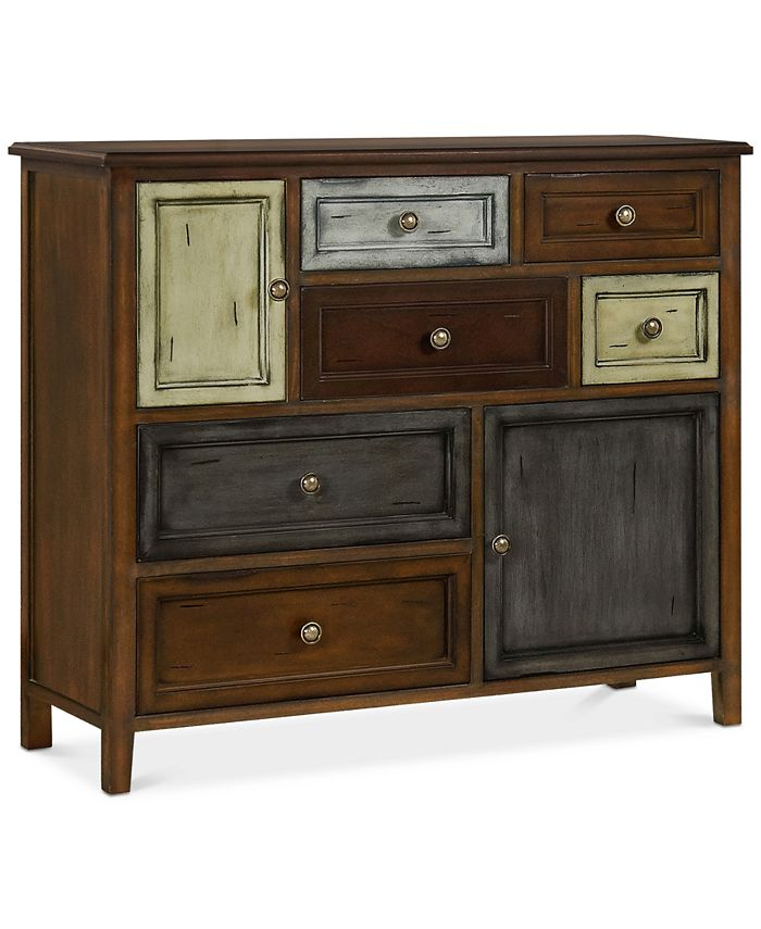 Gallerie Décor - Aggi 8-Drawer Cabinet, Quick Ship