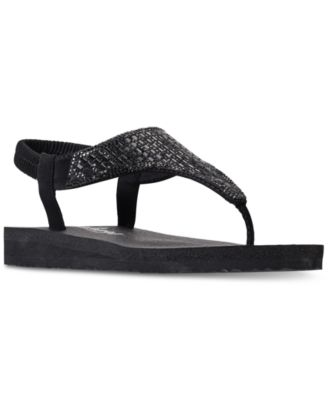 Rock Crown Flip-Flop Thong Sandals from