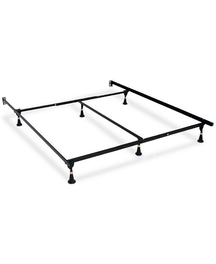 Hollywood Bed - Holly-Lock Keyhole Glides Bed Frame, Quick Ship