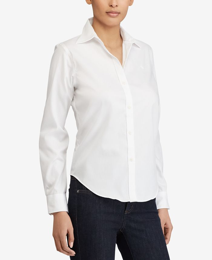 Lauren Ralph Lauren - Shirt, Aaron Solid No-Iron