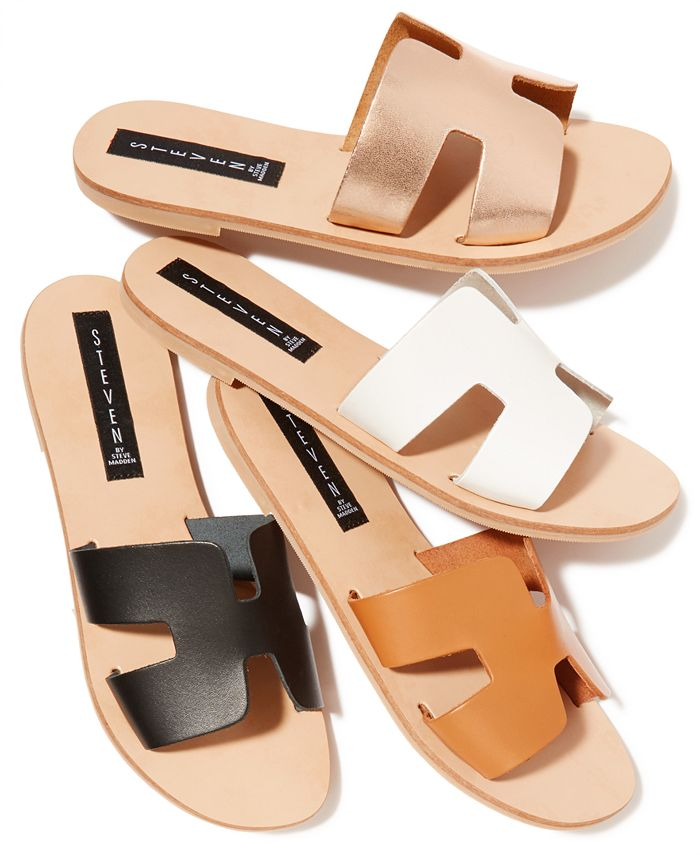 STEVEN NEW YORK - Women's Greece Sandals