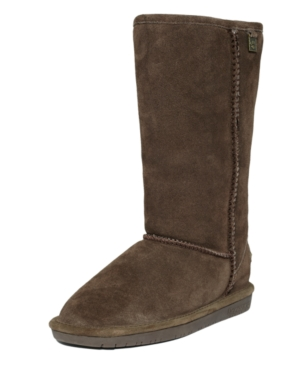 BEARPAW Shoes, Bianca Tall Boots - A Macy's Exclusive Women's Shoes