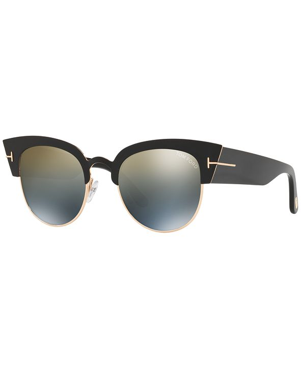 Tom Ford Sunglasses, FT0607 51