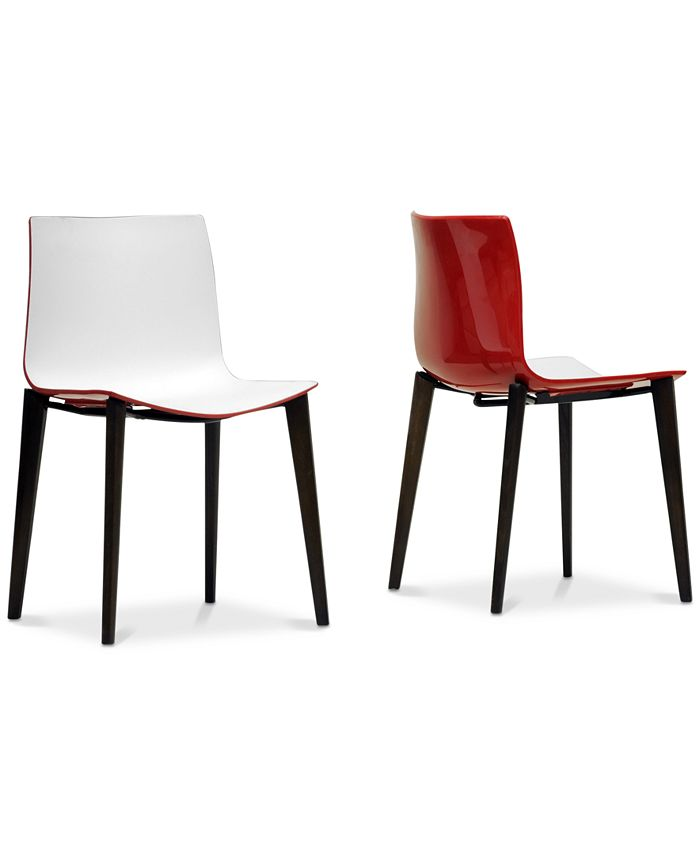 Furniture - Healani Dining Chair (Set of 2), Quick Ship