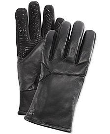 UR Men's Stretch Leather Gloves