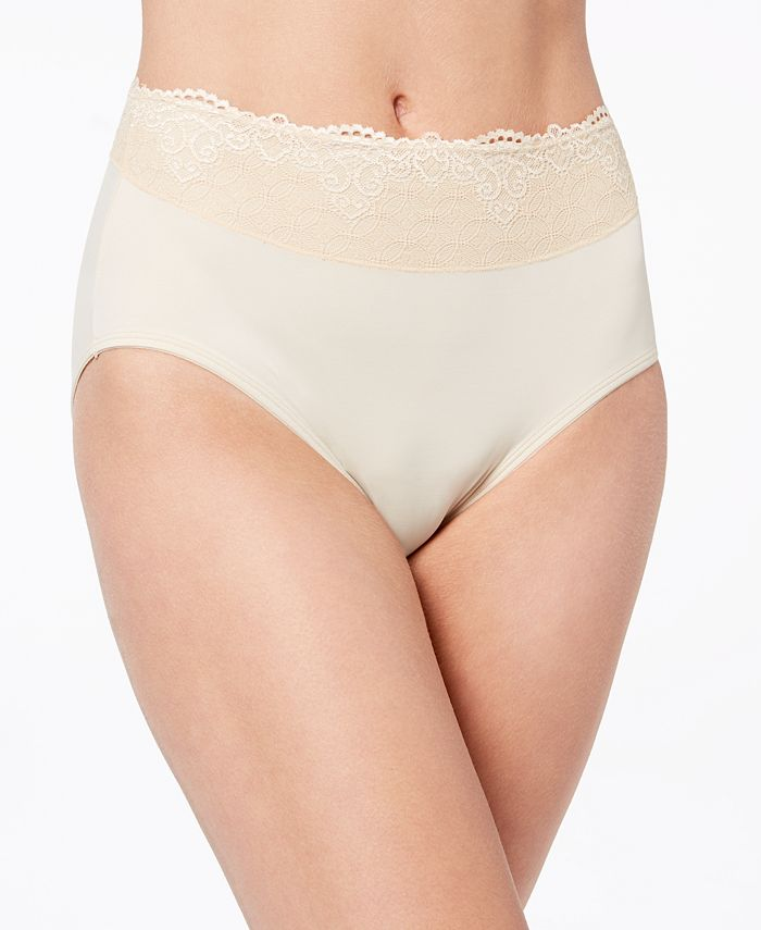 Bali - Passion For Comfort Lace-Waist Brief DFPC61