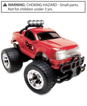 Blue Hat Toy Company Rc Truck