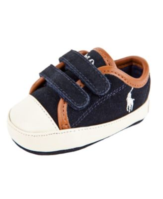 Ralph Lauren Baby Shoe, Baby Boys Furguson Low EZ Boot