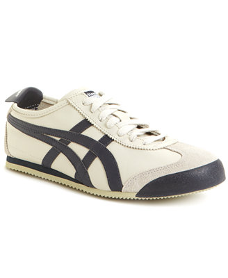 Onitsuka Tiger by Asics Shoes, Mexico 66 Leather Sneakers from Finish Line
