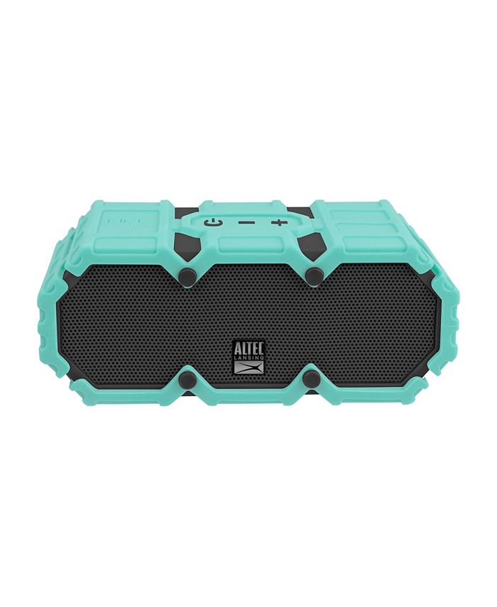 Altec Lansing - Mini Lifejacket S3 Waterproof Wireless Speaker - Mint Green