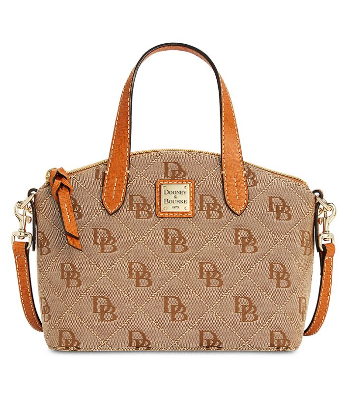 Dooney & Bourke - Signature Quilt Ruby Small Bag