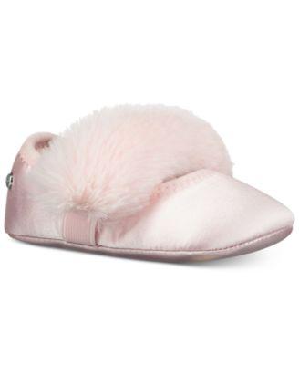 UGG® Baby Girls Fluff Ballet Flats