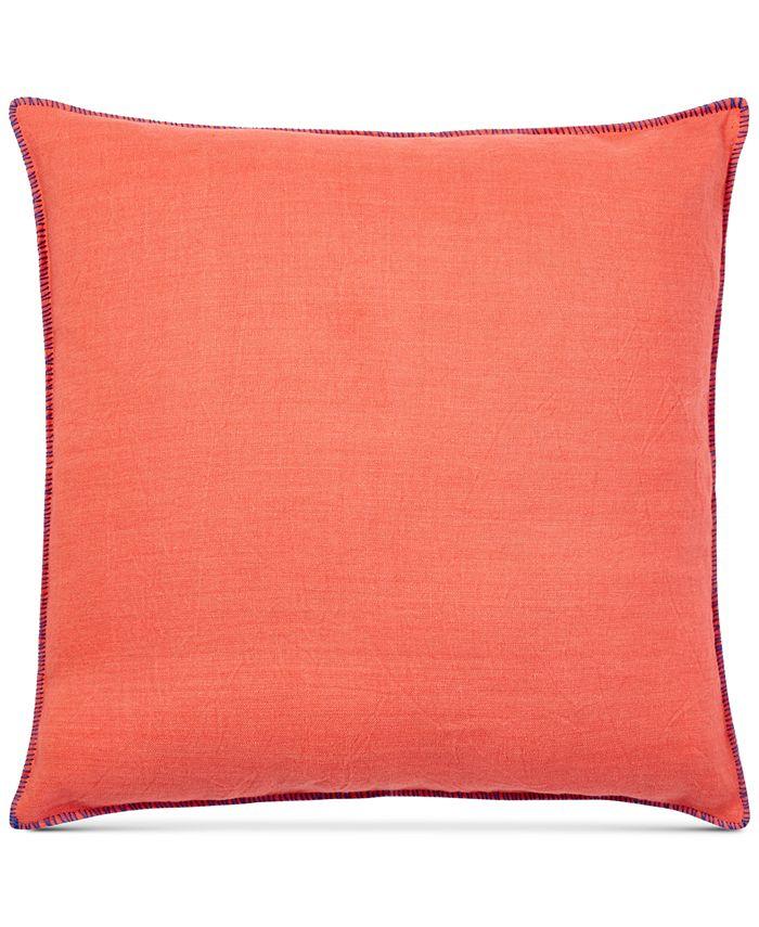 Lauren Ralph Lauren Alexis 18 Square Decorative Pillow Reviews Decorative Throw Pillows Bed Bath Macy S