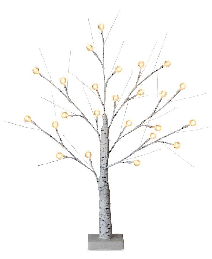 "Mr. Christmas - 24"" White Birch Tree"