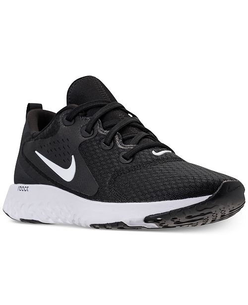 Marchito Chapoteo Ambigüedad  Nike Men's Legend React Running Sneakers from Finish Line & Reviews -  Finish Line Athletic Shoes - Men - Macy's
