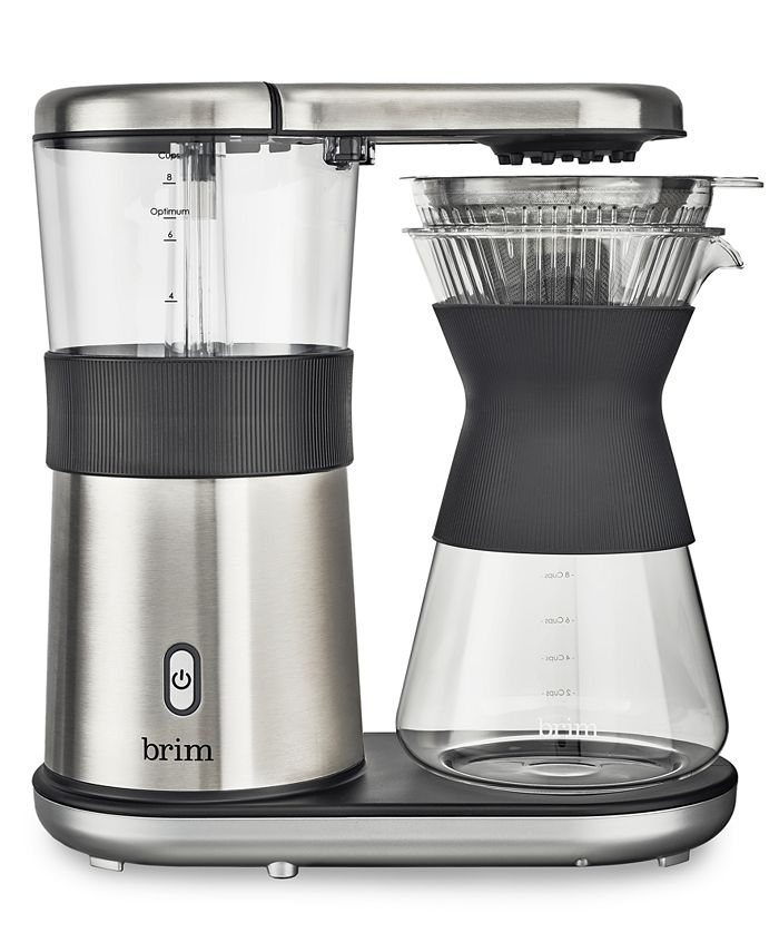 Brim - 8-Cup Electric Pour-Over Coffee Maker