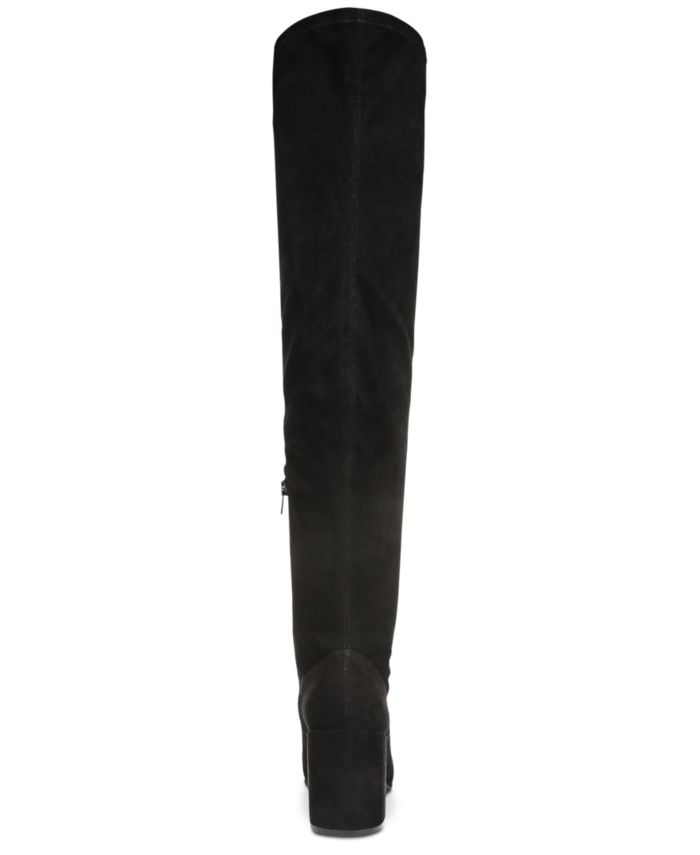 Bar III Women's Gabrie Over-The-Knee Boots, Created for Macy's & Reviews - Boots - Shoes - Macy's