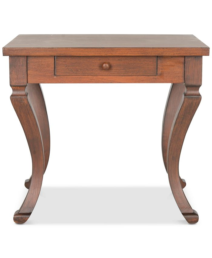 Safavieh - Colman Side Table, Quick Ship