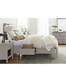 Sanibel Storage Platform Bedroom Furniture Collection, Created for Macy's