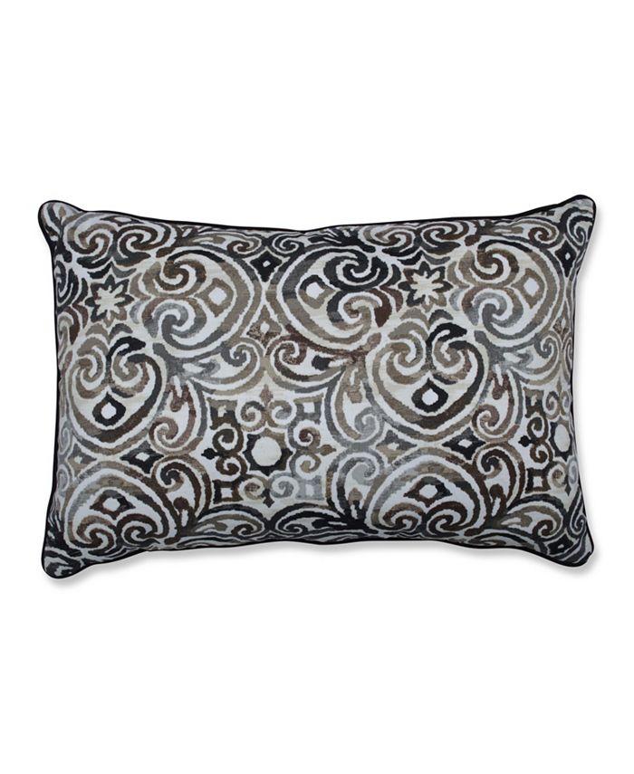 Pillow Perfect - Corinthian Driftwood Over-sized Rectangular Throw Pillow (Set of 2)
