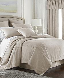 Cambric Natural Comforter-Queen