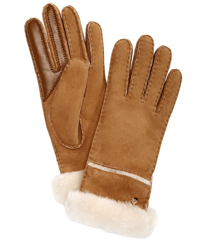 UGG® - Stitched Slim Tech Gloves