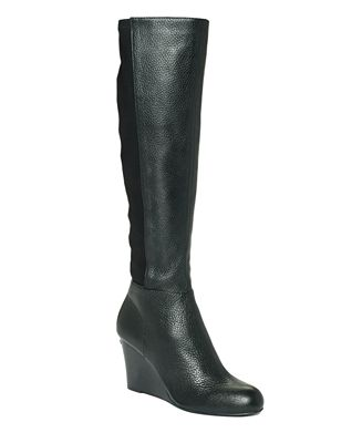 michael michael kors bromley wedge boots shoes macy s