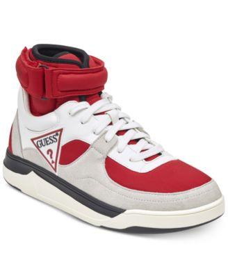 GUESS Men's Woody High-Top Sneakers