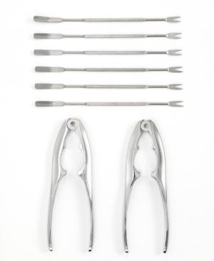 Amco Seafood Tool Set