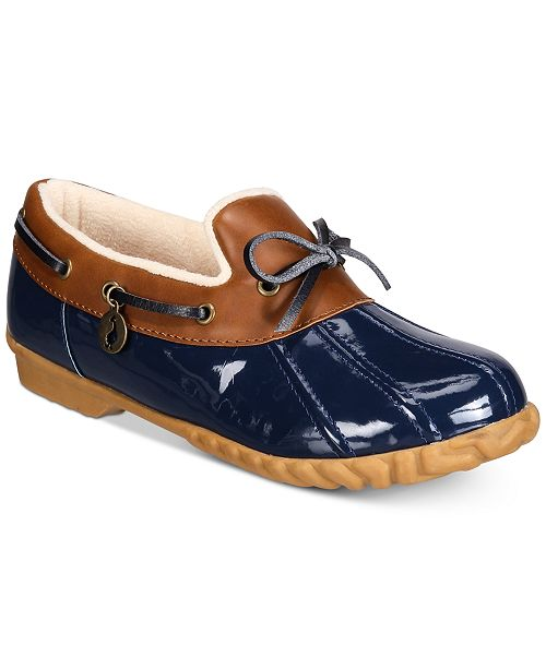 The Original Duck Boot Women's Patty Loafers & Reviews ...