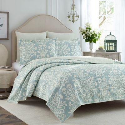 Twin Rowland Quilt Set