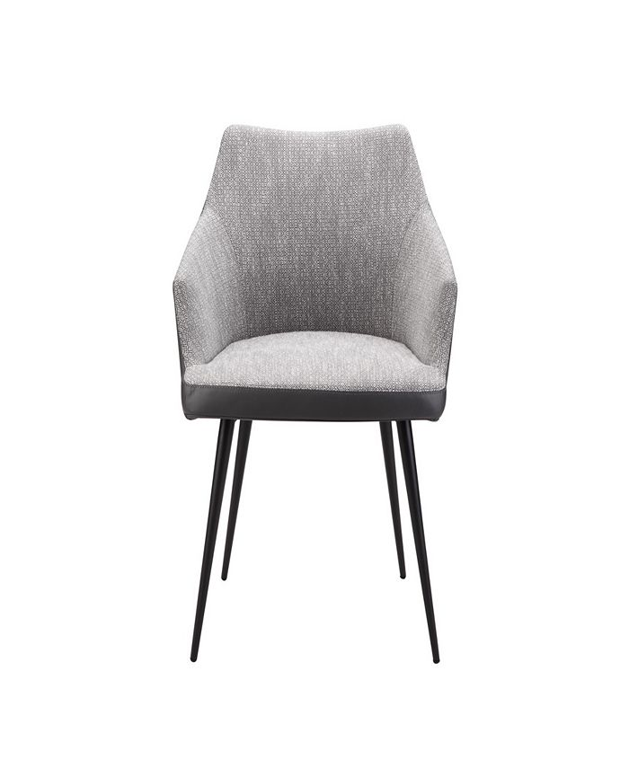 Moe's Home Collection - BECKETT DINING CHAIR GREY