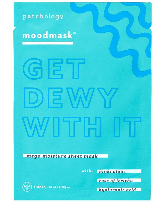 Patchology - Moodmask ''Get Dewy With It'' Mega Moisture Sheet Mask