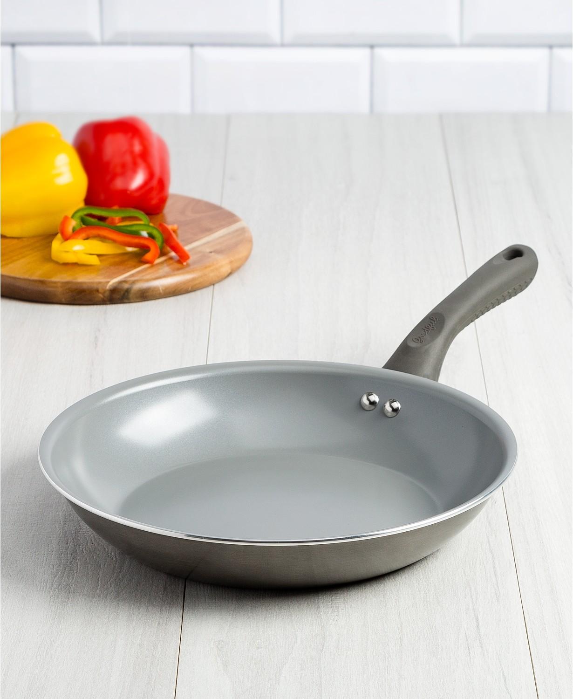 """Goodful 11"""" Titanium Ceramic Non-Stick Fry Pan"""